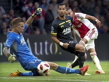 Klaas Jan van der Weij