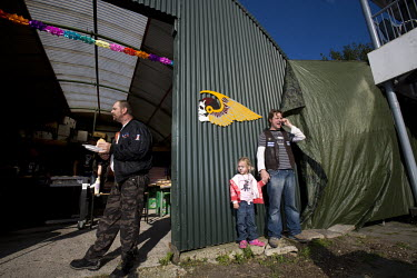 Hells Angels open huis/Mark Kohn