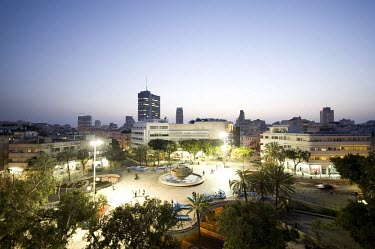 4582 / The White City-Tel Aviv/Stefan Boness / VISUM