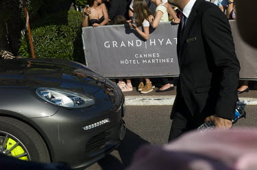 France, Cannes, 15 May 2016~Film festival de Cannes. Grand Hyatt Hotel~Jet Budelman/Jet Budelman