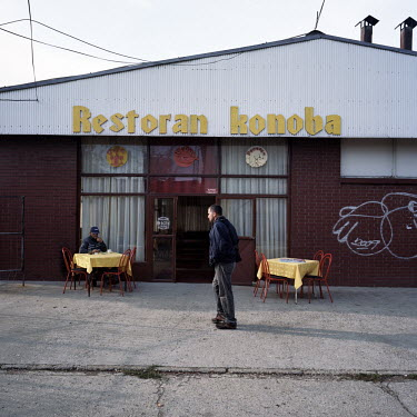 Serbia/ Bor/ 2010 / Serie title: RTB BOR; The long road to privatisation of state-owned enterprise.../Mark Nozeman