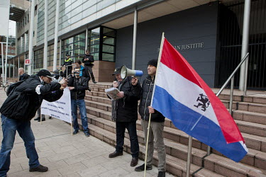 NVU Demonstratie in Den Haag/Jan-Joseph Stok