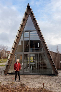 BouwEXPO Tiny Housing, organized by The City of Almere, The Netherlands, project manager Jacqueline.../Adrienne Norman