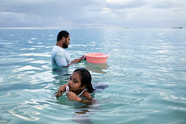 PACIFIC - ENVIRONMENT - TUVALU FISHERS FACING CLIMATE CHANGE/Theo Rouby
