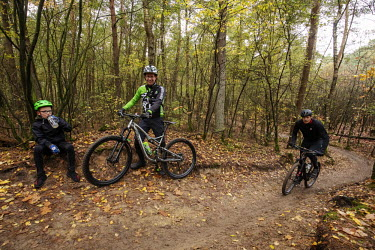 Take Your Kids Mountain Biking Day/Bas de Meijer