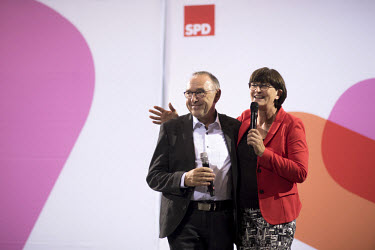 SPD Leadership Germany/Stefan Boness / VISUM