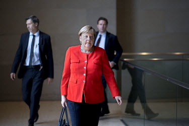 Angela Merkel - Germany's EU Council Presidency/Stefan Boness / VISUM