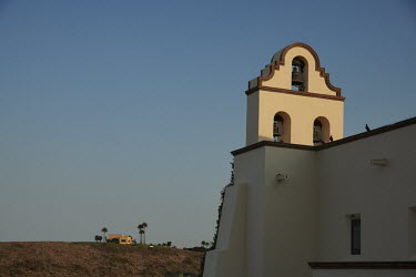 Church in a village in Mexico/Sash Alexander