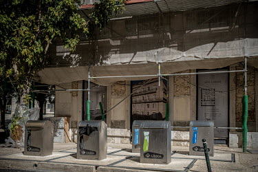 Portugal, Chiado, Lisbon. 2020-08-30. Urban rehabilitation has been rife during the last decade and.../Ernst Schade