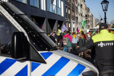 Extinction Rebellion/Bas de Meijer