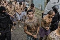 Mara Salvatrucha Gang Members Prison Transfer
