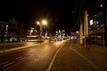 Avondklok in Utrecht